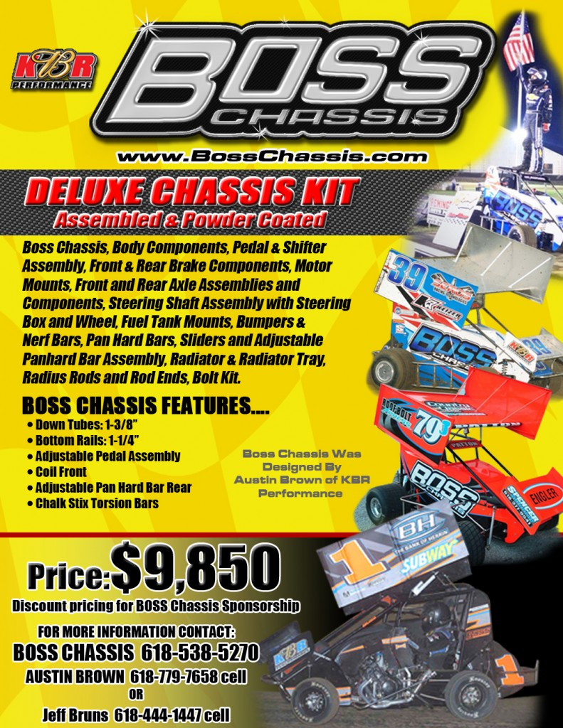 Boss Chassis Micro Flyer