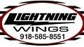 lightning wings logo carsall 3